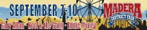 Madera Fair Sept 7-10