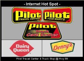 Pilot Truck Stop