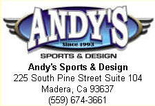 Andy's Sports Design